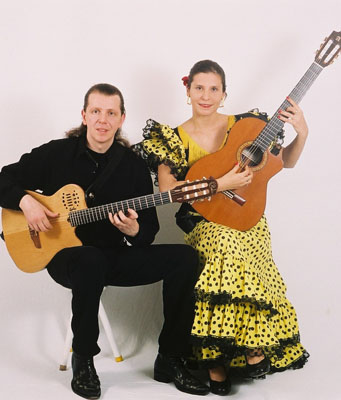 spanish guitar duo